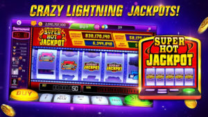 Lucky City - 3D Casino Slots